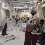 Moderne Hochzeitsdekoration mit Vintage Elementen im Dekorationsvlerleih von kds events