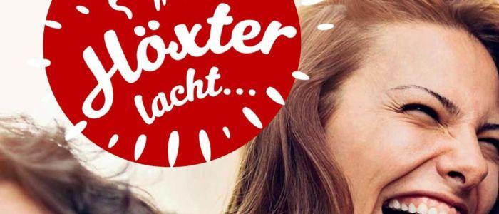 Höxter lacht Residenz Stadtdhalle Höxter Comedy 2017