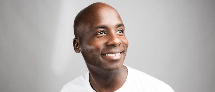 Comedian Dave Davis ist am 12. Oktober in der Resident Stadthalle Höxter zu Gast