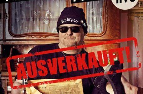 Markus Krebs ausverkauft Residenz Stadthalle Höxter kds events
